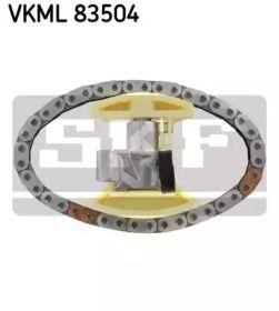 Комплект цепи ГРМ на Форд Фокус 'SKF VKML 83504'.