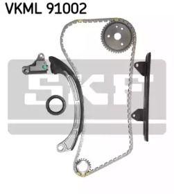 Комплект ланцюга ГРМ SKF VKML 91002.