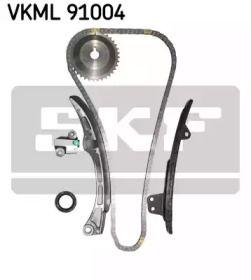 Комплект ланцюга ГРМ SKF VKML 91004.