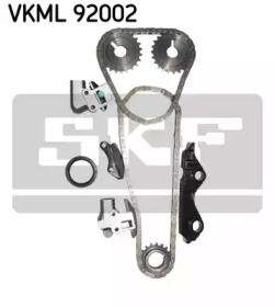 Комплект ланцюга ГРМ SKF VKML 92002.