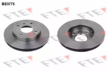 Вентилируемый тормозной диск на Инфинити Г20 'FTE BS3775'.