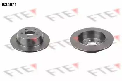 Тормозной диск 'FTE BS4671'.