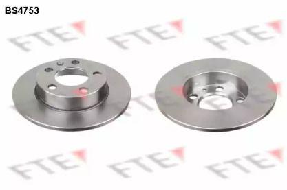 Тормозной диск 'FTE BS4753'.
