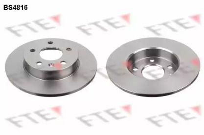 Тормозной диск 'FTE BS4816'.
