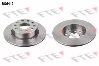 Тормозной диск 'FTE BS5419'.