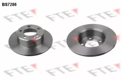 Тормозной диск 'FTE BS7286'.