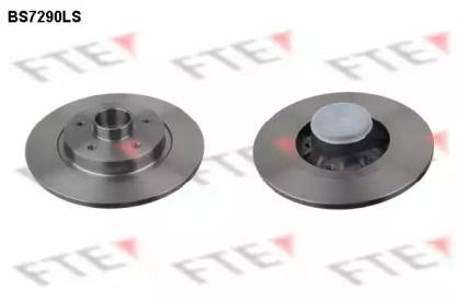 Тормозной диск 'FTE BS7290LS'.
