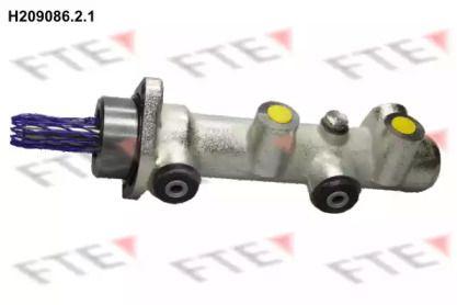 Главный тормозной цилиндр 'FTE H209086.2.1'.