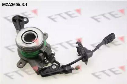 Гідравлічний вижимний підшипник зчеплення 'FTE MZA3605.3.1'.