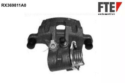 Тормозной суппорт 'FTE RX369811A0'.