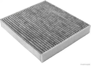 Угольный фильтр салона 'JAKOPARTS J1342027'.