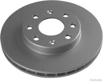 Вентилируемый тормозной диск 'JAKOPARTS J3300912'.