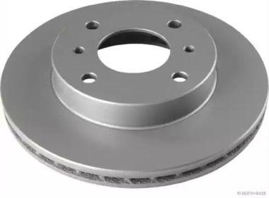 Вентилируемый тормозной диск на Ниссан Прерия 'JAKOPARTS J3301056'.