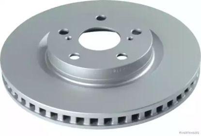 Вентилируемый тормозной диск на Лексус ЕС 'JAKOPARTS J3302178'.