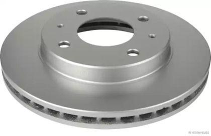 Вентилируемый тормозной диск 'JAKOPARTS J3305022'.