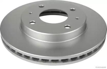 Вентилируемый тормозной диск на MITSUBISHI SPACE WAGON 'JAKOPARTS J3305022'.