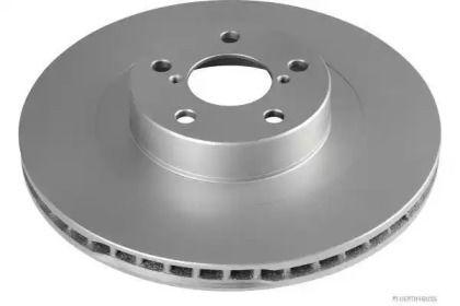 Вентилируемый тормозной диск на TOYOTA GT86 'JAKOPARTS J3307015'.
