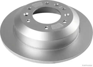 Тормозной диск на Киа Карнивал JAKOPARTS J3310301.