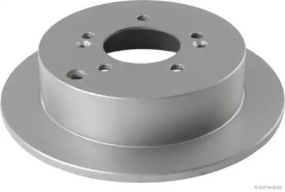 Тормозной диск на HYUNDAI TUCSON 'JAKOPARTS J3310511'.