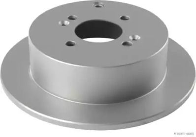 Тормозной диск на Хендай Гетц 'JAKOPARTS J3310513'.