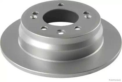 Тормозной диск 'JAKOPARTS J3310519'.