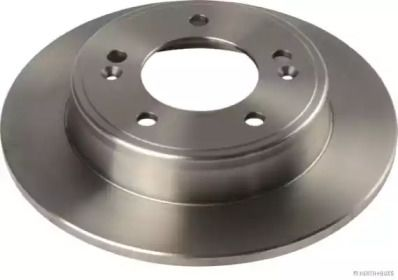 Тормозной диск на KIA CERATO KOUP 'JAKOPARTS J3310534'.