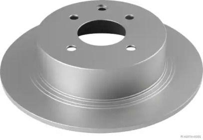 Тормозной диск на NISSAN CUBE 'JAKOPARTS J3311007'.