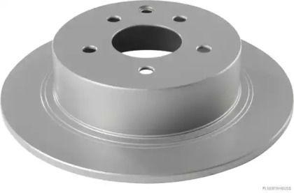 Тормозной диск на NISSAN JUKE 'JAKOPARTS J3311050'.