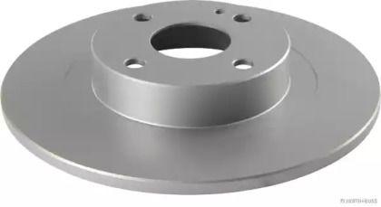 Тормозной диск 'JAKOPARTS J3313027'.