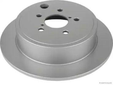 Тормозной диск на Тайота Гт86 'JAKOPARTS J3317007'.