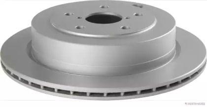 Вентилируемый тормозной диск на SUBARU TRIBECA 'JAKOPARTS J3317009'.