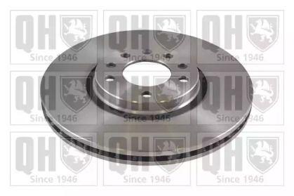 Вентильований гальмівний диск QUINTON HAZELL BDC5276.