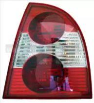 Задний левый фонарь на VOLKSWAGEN PASSAT 'TYC 11-0168-05-2'.