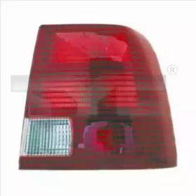 Задний правый фонарь на VOLKSWAGEN PASSAT 'TYC 11-0205-01-2'.