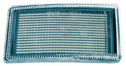 Облицовка противотуманной фары на VOLKSWAGEN GOLF 'TYC 12-5091-01-6'.