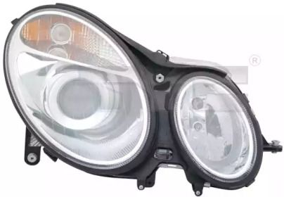Фара права на Мерседес W211 TYC 20-0625-05-2.