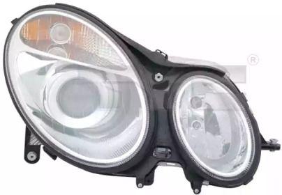 Фара права на Мерседес W211 TYC 20-0625-15-2.