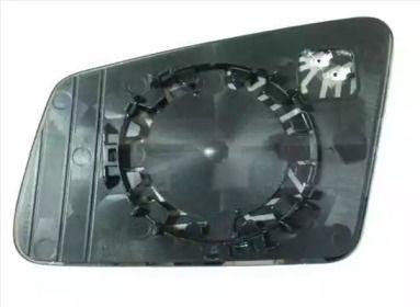 Праве скло дзеркала заднього виду на Мерседес W212 TYC 321-0121-1.