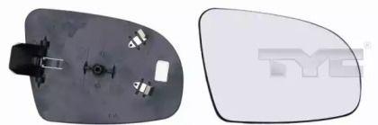 Ліве скло дзеркала заднього виду TYC 325-0022-1.