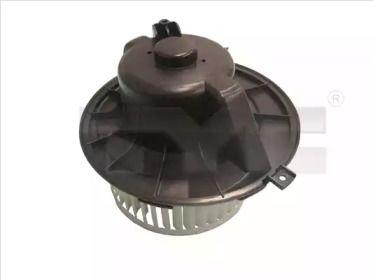 Вентилятор печки на SEAT ALTEA TYC 537-0004.