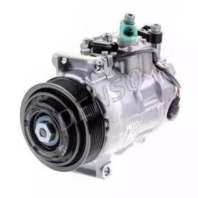 Компресор кондиціонера на Mercedes-Benz GLE  DENSO DCP17163.