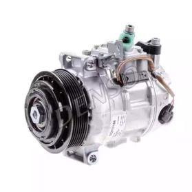Компресор кондиціонера на Mercedes-Benz GLK  DENSO DCP17166.