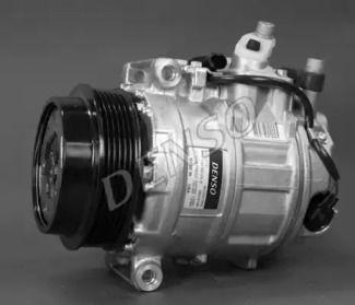 Компресор кондиціонера на Mercedes-Benz Gl-Class  DENSO DCP17058.