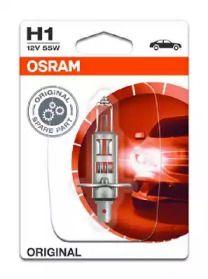Лампа фари на MAZDA MX-6 'OSRAM 64150-01B'.