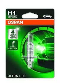 Лампа фары на Сеат Толедо 'OSRAM 64150ULT-01B'.