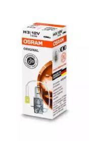 Лампа фары на SEAT TOLEDO 'OSRAM 64151'.