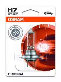 Лампа фары на KIA CEED SW 'OSRAM 64210-01B'.