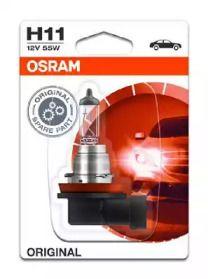 Лампа фары на INFINITI EX 'OSRAM 64211-01B'.