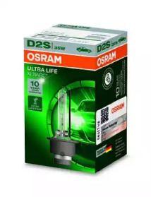Лампа фары на Инфинити ЕХ 'OSRAM 66240ULT'.