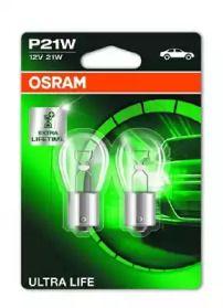 Лампа фары на MERCEDES-BENZ COUPE 'OSRAM 7506ULT-02B'.